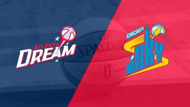 Atlanta Dream vs. Chicago Sky (Second Round)