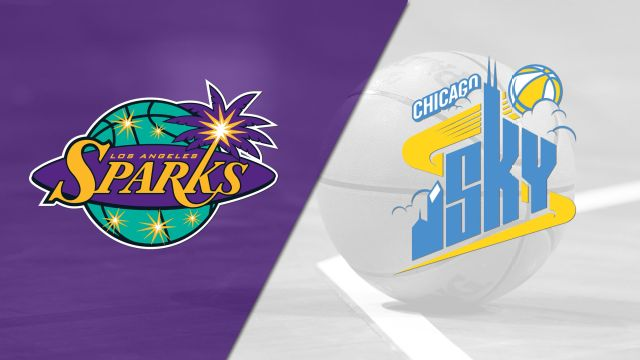 Los Angeles Sparks vs. Chicago Sky (Semifinals, Game 3)