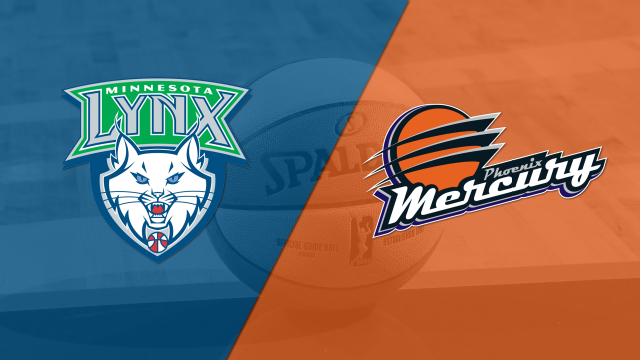 Minnesota Lynx vs. Phoenix Mercury (Semifinals, Game 3)