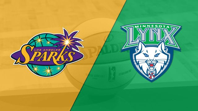 Los Angeles Sparks vs. Minnesota Lynx (Finals, Game #5)