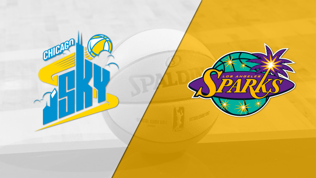 Chicago Sky vs. Los Angeles Sparks (Semifinals, Game 1)