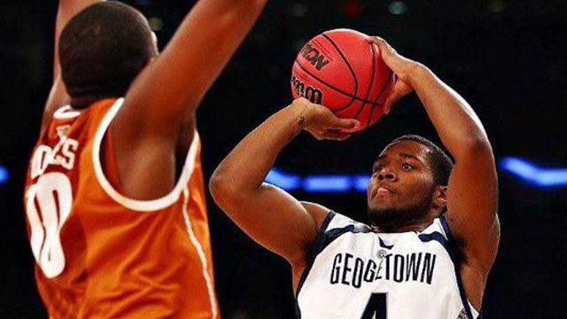 Towson vs. #15 Georgetown