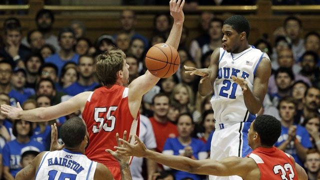 Cornell vs. #1 Duke: Holiday Hoops
