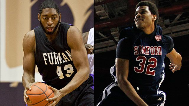 Furman vs. Samford (Exclusive First Round): SOCON Men's Basketball Championships