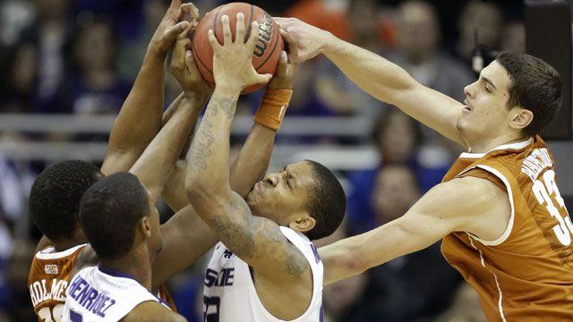 Texas vs. #11 Kansas State (Quarterfinal #3): Big 12 Men's Basketball Championship