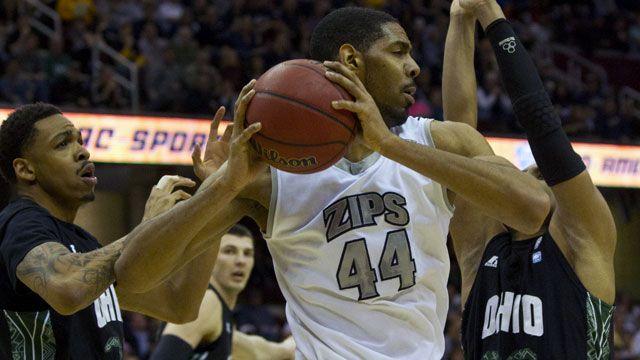 Ohio vs. Akron (Championship): MAC Men's Basketball Tournament