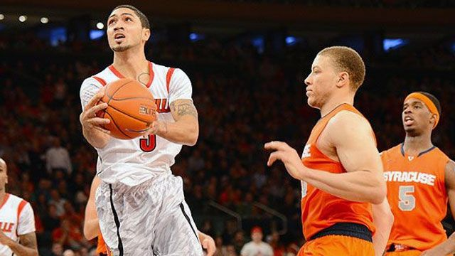 #19 Syracuse vs. #4 Louisville (Championship): BIG EAST Men's Basketball Championship
