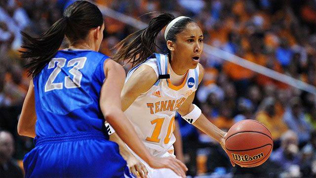 #10 Creighton vs. #2 Tennessee (Second Round): 2013 NCAA Women's Basketball Championship
