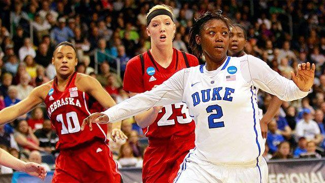 #6 Nebraska vs. #2 Duke (Regional Semifinal #2): 2013 NCAA Women's Basketball Championship