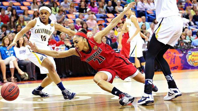 #5 Louisville vs. #2 California (National Semifinal #1): 2013 NCAA Women's Basketball Championship