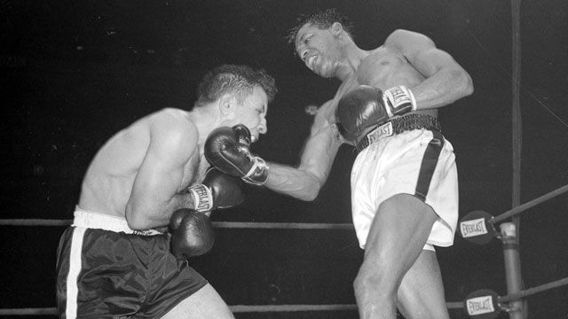 Sugar Ray Robinson vs. Jake Lamotta VI (re-air)