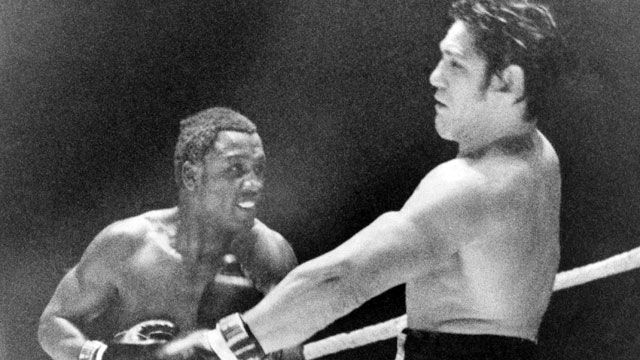Oscar Bonavena vs. Joe Frazier (re-air)