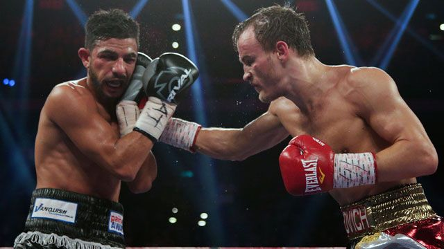 Billy Dib vs. Evgeny Gradovich