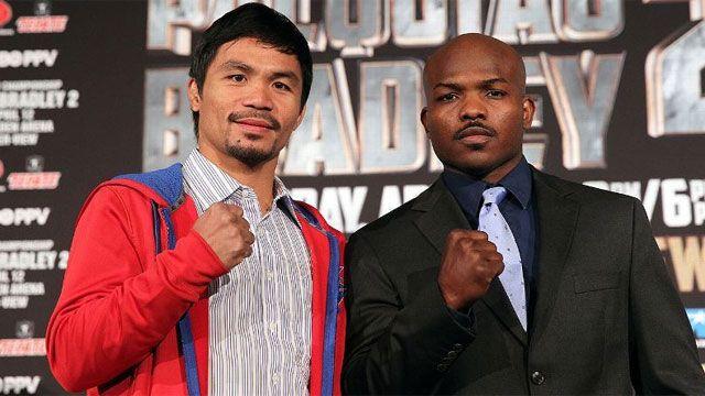 Manny Pacquiao vs. Timothy Bradley Press Conference