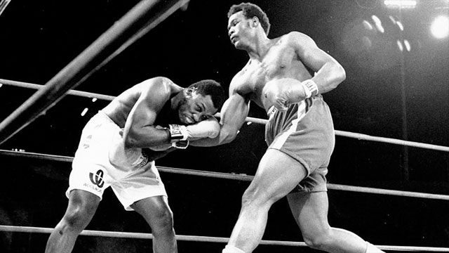 Joe Frazier vs. George Foreman (re-air)
