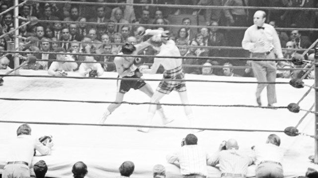 Roberto Duran vs. Ken Buchanan (re-air)