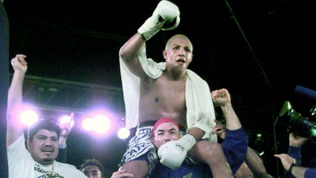 "Ronald ""Winky"" Wright vs. Fernando Vargas (re-air)"