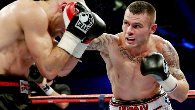 En Espanol - Martin Murray vs. Domenic Spada (WBC Silver Middleweight Bout)