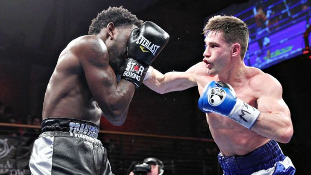 In Spanish - Chris Algieri vs. Emmanuel Taylor (re-air)