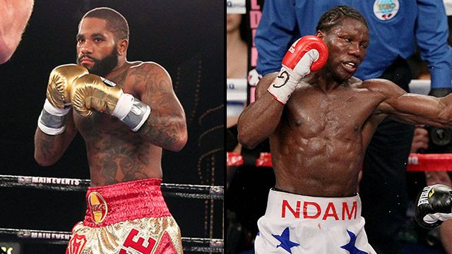 In Spanish - Curtis Stevens vs. Hassan N'Dam (re-air)
