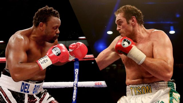 Dereck Chisora vs. Tyson Fury (WBO World Heavyweight Title Eliminator)