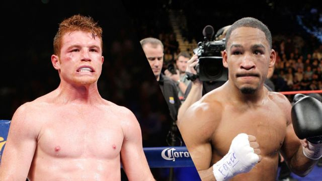 "Saul ""Canelo"" Alvarez vs. James Kirkland - Official Weigh-In"