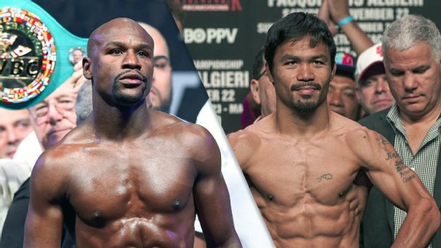 Floyd Mayweather vs. Manny Pacquiao - Press Conference