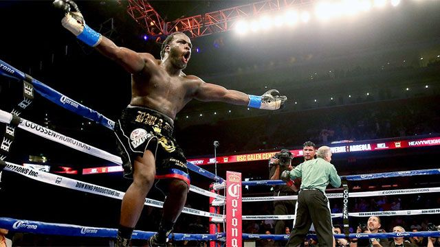 In Spanish - Bermane Stiverne vs. Chris Arreola (re-air)