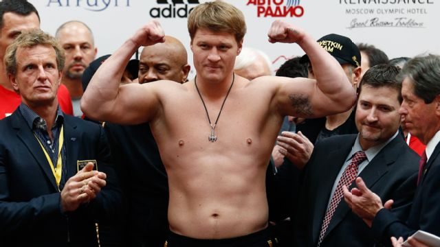 In Spanish - Alexander Povetkin vs. Mike P�rez