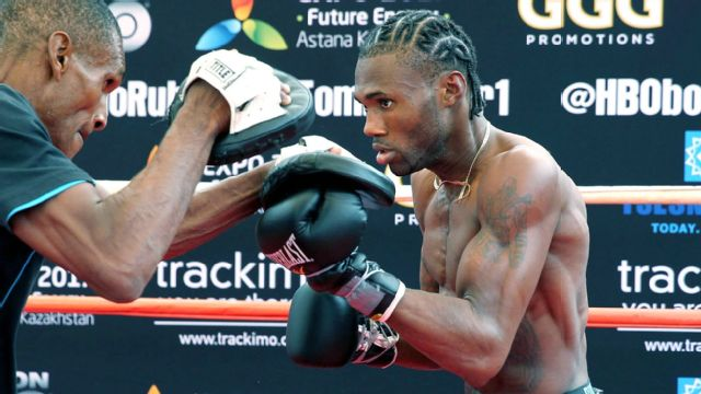 Nicholas Walters vs Miguel Marriaga - Official Weigh-In