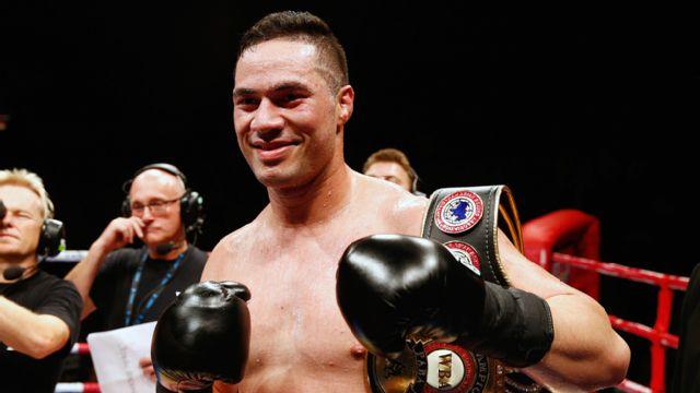 Joseph Parker vs. Yakup Saglam (Boxing)