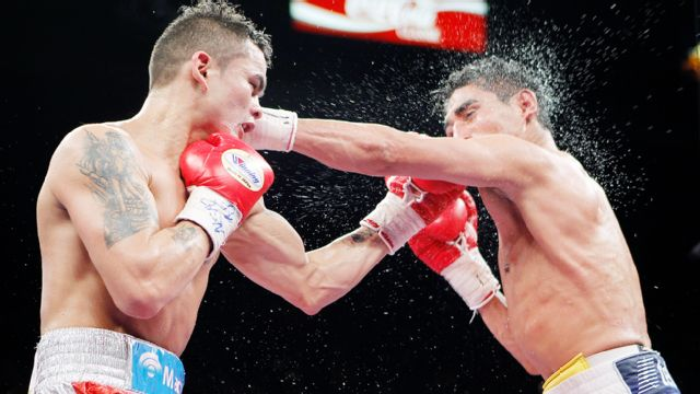 In Spanish - Erik Morales vs. Marcos Maidana (re-air)