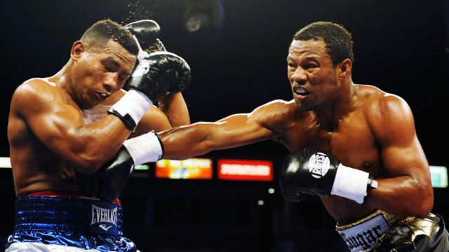 In Spanish - Shane Mosley vs. Ricardo Mayorga I (re-air)