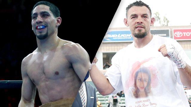 Danny Garcia vs. Robert Guerrero - Official Weigh-In