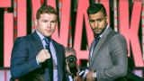 Canelo Alvarez vs. Amir Khan - Official Weigh-In