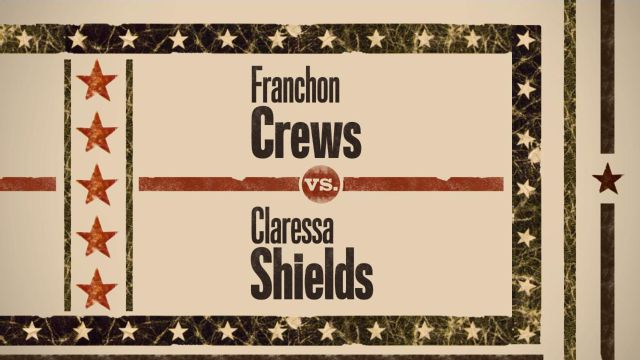 Franchon Crews vs. Claressa Shields
