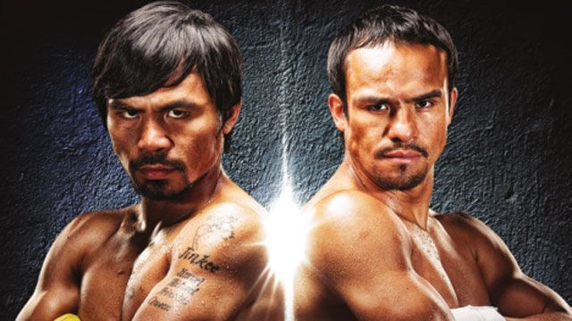 Pacquiao/Marquez IV Undercard Bouts