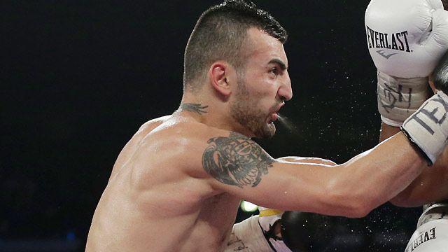 Vanes Martirosyan vs. Mario Alberto Lozano