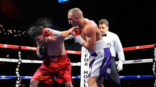 Cletus Seldin vs. Johnny Garcia