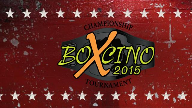 Friday Night Fights presented by Corona Extra (2015 Boxcino: Final)