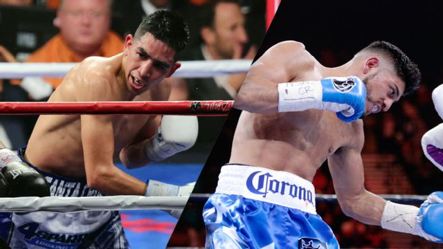In Spanish - Leo Santa Cruz vs. Abner Mares