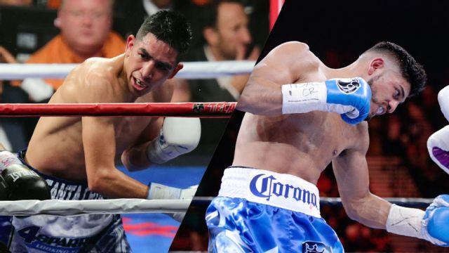 In Spanish - Leo Santa Cruz vs. Abner Mares