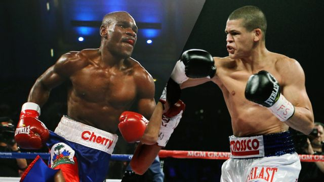 Edner Cherry vs. Luis Cruz