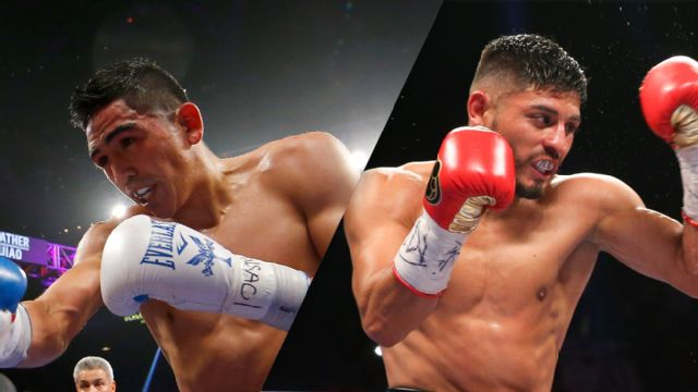 Leo Santa Cruz vs. Abner Mares - Official Weigh-In