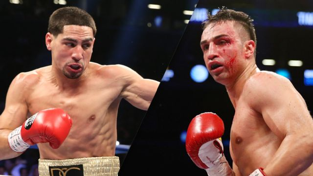 In Spanish - Danny Garcia vs. Paulie Malignaggi (re-air)