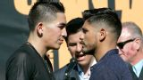 Leo Santa Cruz vs. Abner Mares - Official Press Conference