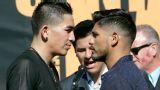 Leo Santa Cruz vs. Abner Mares - Official Press Conference