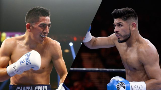 Leo Santa Cruz vs. Abner Mares (re-air)