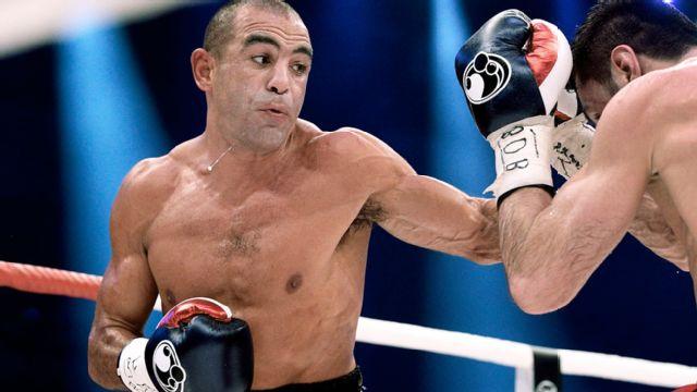 Sergiy Derevyanchenko vs. Sam Soliman