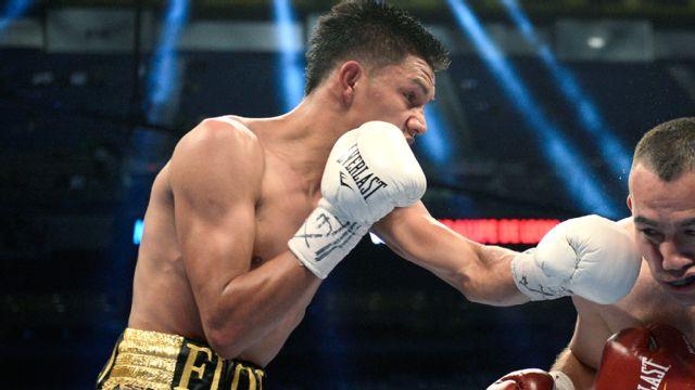 Miguel Flores vs. Ryan Kielczewski